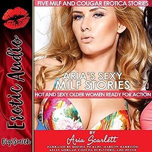 Aria's Sexy MILF Stories Audiobook