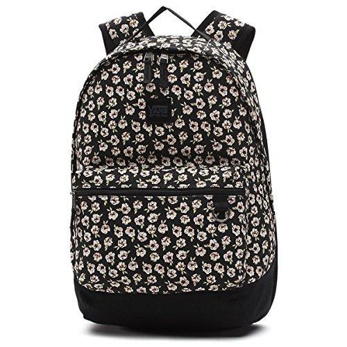 Vans Tiburon Black Floral Backpack