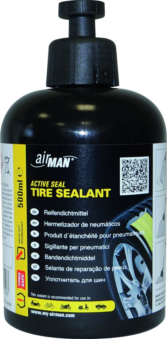 Airman 62-069-015 Valve Out Sealant 500 ml Reifendichtmittel
