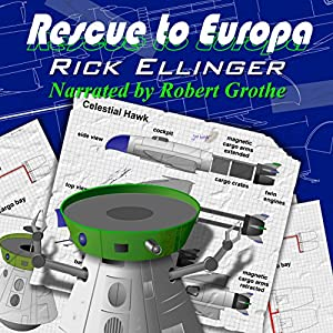 Rescue to Europa Audiobook