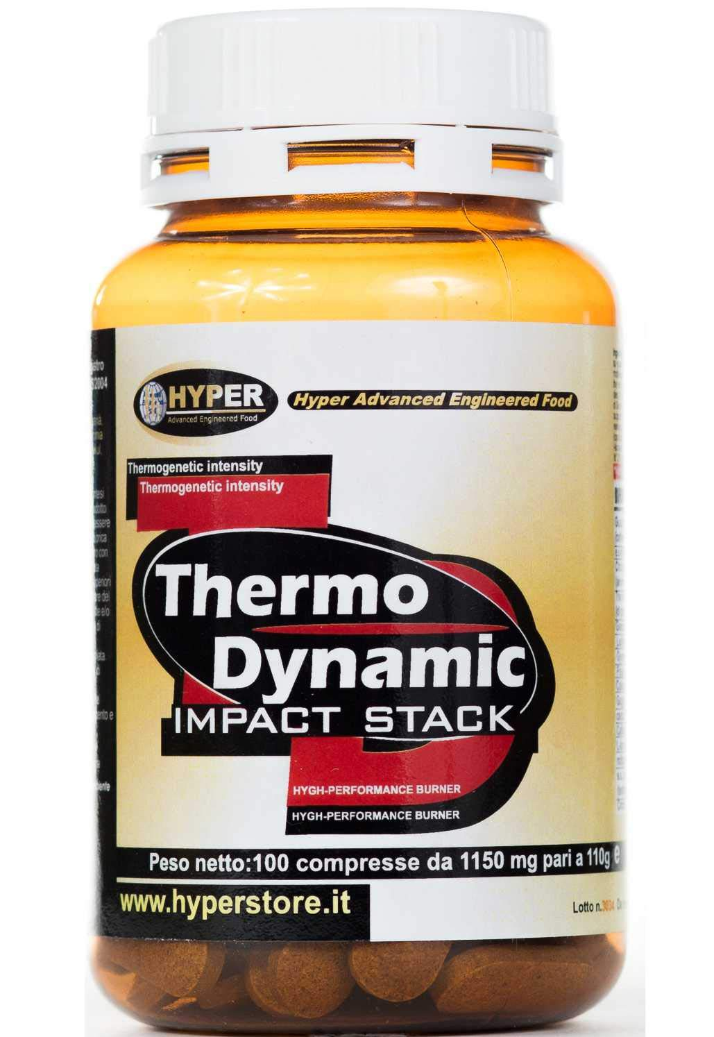 Thermogenic Fat Burning Lose Weight Fat Fast Thermo Dynamich 100