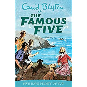 Five-Have-Plenty-Of-Fun-Book-14-Famous-Five-Paperback--Illustrated-23-April-1997