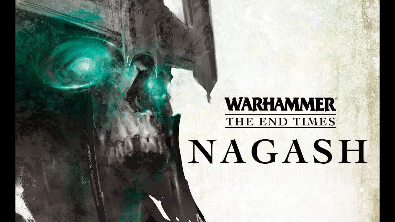 Unbekannt Warhammer  The End Times Nagash (Softcover deutsch)