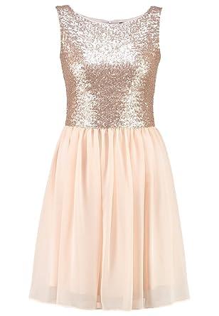 Swing Cocktailkleid Damen Kleid Peach 42Amazon Festliches Gr eQCBoErdxW