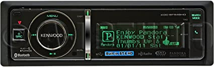 amazon com kenwood kdc bt948hd in dash head unit car stereo car rh amazon com KDC Kenwood Bt958hd Kenwood Car Audio Dash Unit