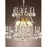 Pendant Light Luxury Modern Crystal Living 6 Lights-MS , 110-120v-YU&XIN