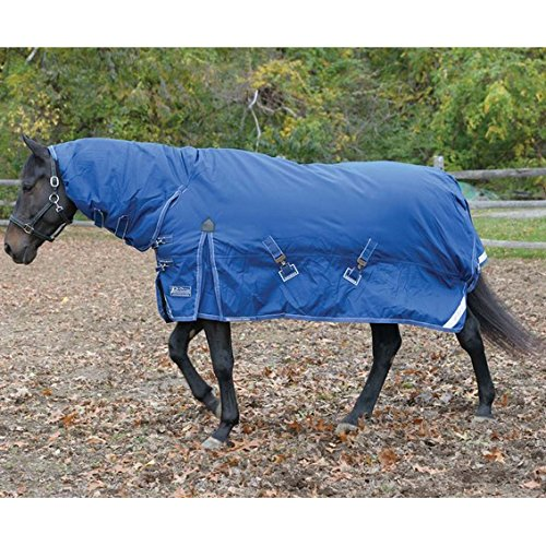 Shires Stormcheeta Combo Blanket 400g 87 Navy by Shires