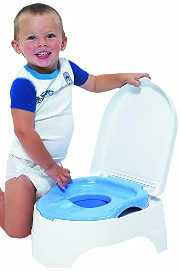 cefde3683d5 Image Unavailable. Image not available for. Color  Summer Infant Potty Seat    Step Stool ...
