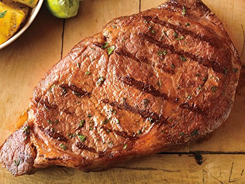 4-pack USDA Choice Ribeye Steaks 12 oz. - Steaks for Delivery