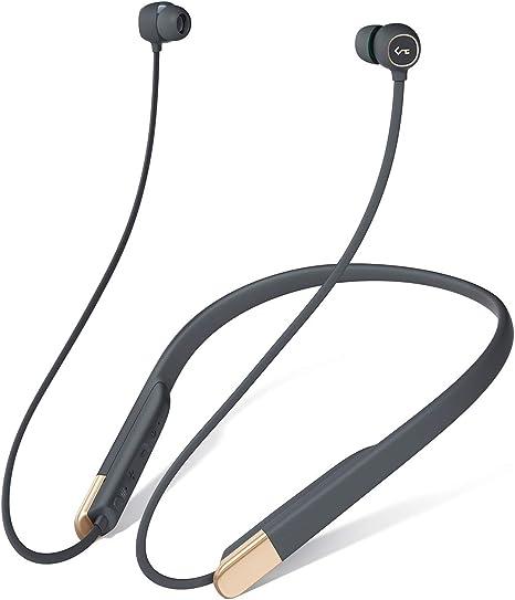 Bluetooth Kopfhörer In Ear Kabellos Magnetisch Ohrhörer Nackenbügel Headset