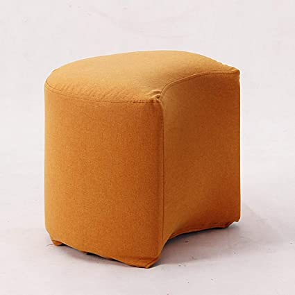 Fine Amazon Com Lifex Nordic Half Moon Shape Pudding Stool Solid Pabps2019 Chair Design Images Pabps2019Com