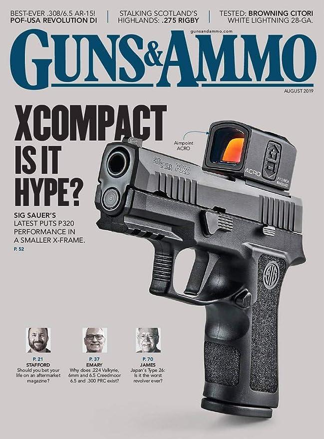 Guns & Ammo: Amazon com: Magazines