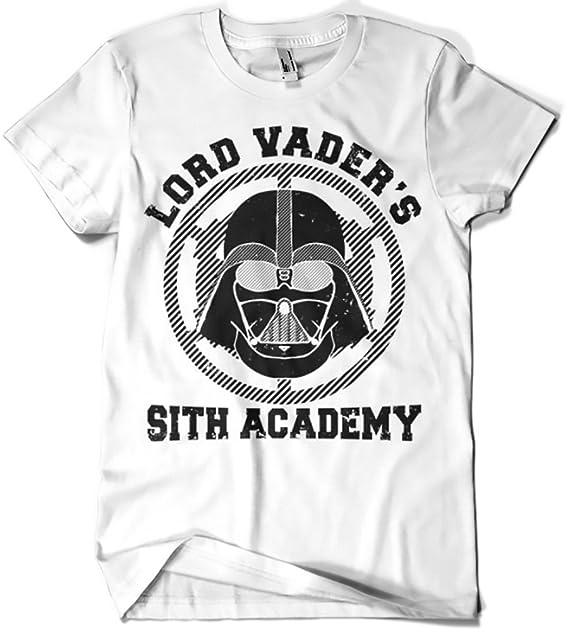 Camiseta Star Wars - Lord Vader (SergioDoe): Amazon.es: Ropa y accesorios