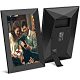 Scishion 10.1 Inch 16GB WiFi Digital Photo Frame with HD IPS Display Touch Screen - Share Moments Instantly via Frameo App from Anywhere