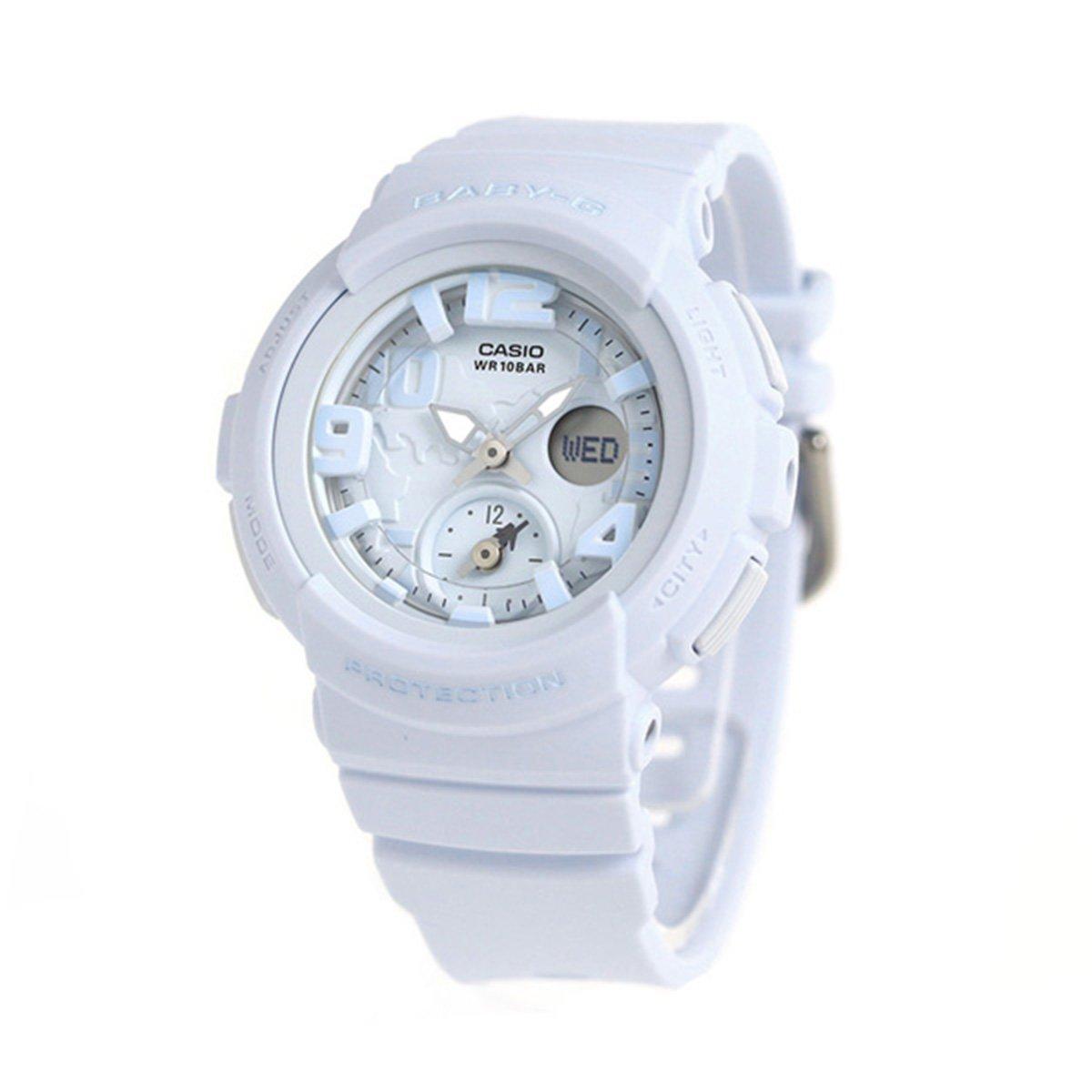 Casio G Shock Bga190bc 2b Watches Ltp 1378l 2e Women Quartz Watch Blue