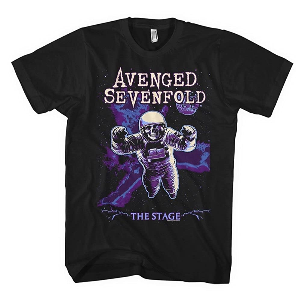 XX-Large Avenged Sevenfold Polarised Astronaut Rock Official Tee T-Shirt Mens Unisex