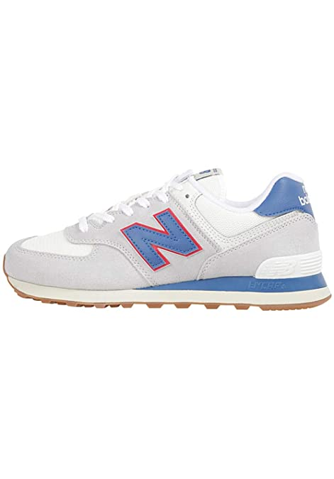 new balance grises hombres zapatillas