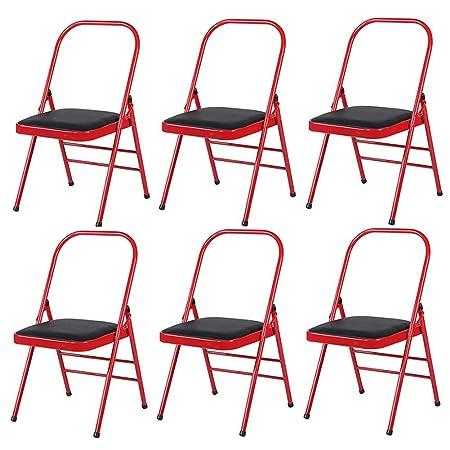 TT&D Sillas Plegables Sillas de Yoga CJC, sillas de ...