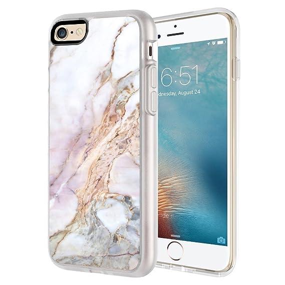 on sale bb5f5 864d3 Amazon.com: iPhone 6s Case,iPhone 6 Marble Case, Custype ...