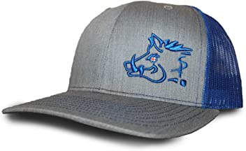 92457086c22 Oil Field Hats Gray Blue Sniper Pig Cap - SPH809