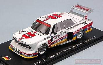 Spark Model SG271 BMW 2002 Turbo GR.5 N.6 1000 KM KYALAMI 1977 K.Ludwig 1:43: Amazon.es: Juguetes y juegos