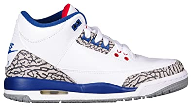 aa7dacbc5d80 Air Jordan 3 Retro Og Bg (Gs)  True Blue 2016 Release  -