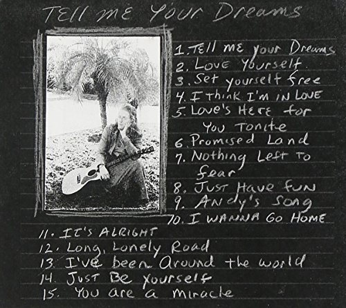 Tell Me Your Dreams