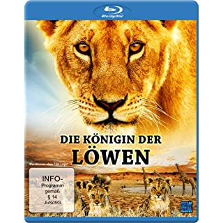 Die K?igin Der L?en (Blu-Ray) (Import Movie) (European Format - Zone B2) Barreau, Jean; Romain, Q...