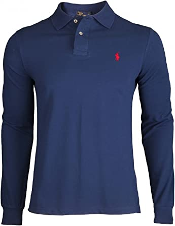 Ralph Lauren, U2B28 - Camiseta de manga corta para hombre