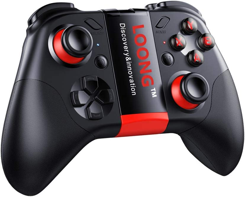 Bluetooth Game Controller with Bluetooth Gamepad Controller for Android/Phone/VR Headset