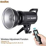 GODOX SL Series SL60W 60W White LED Video Light, 5600K Color Temperature