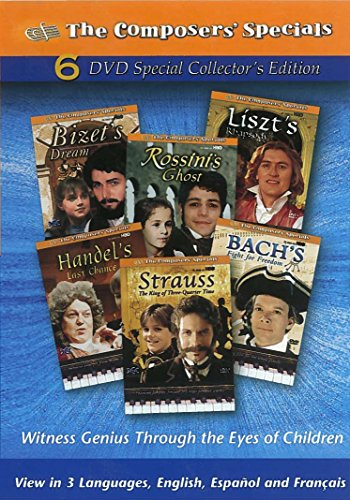 The Composers' Specials 6 DVD Collector's Set ()