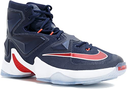 Nike Lebron XIII, Chaussures de Sport Basketball Homme