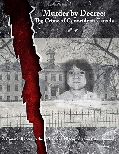 Image result for murder by decree the crime of genocide in canada