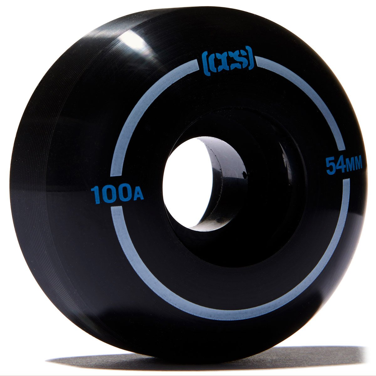 CCS Skateboard Wheels - Multiple Colors (Black, 54mm) by CCS