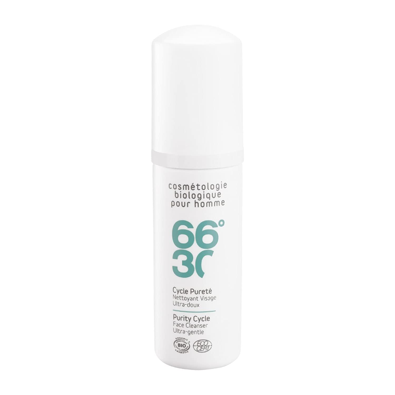 66°30 Purity Cycle Daily Face Cleanser Ultra-gentle, 1er Pack (1 x 125 ml) 06002