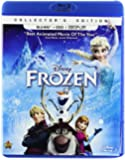 Frozen (Collector's Edition) [Blu-ray + DVD + Digital Copy]  (Bilingual)