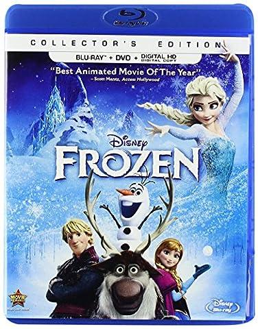 Frozen [Blu-ray] (Ideal Dvd Copy)