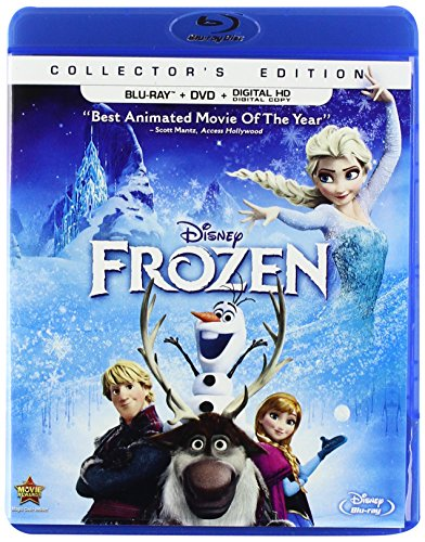 VHS : FROZEN [Blu-ray]