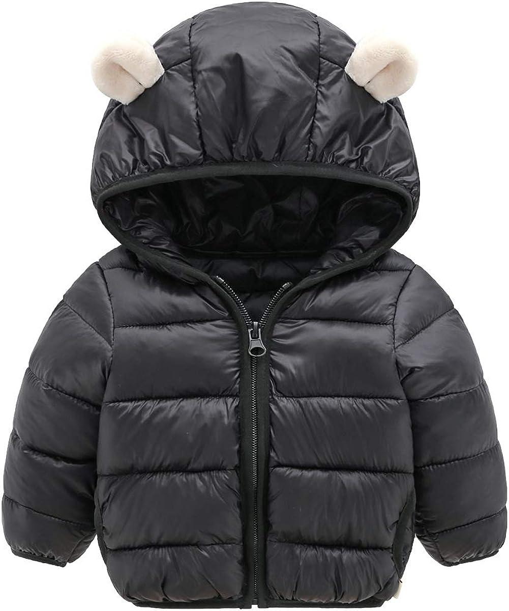 Down & Down Alternative Lemohome Baby Boys Girls Winter Warm Coats Light  Puffer Down Jacket Outwear Clothing, Shoes & Jewelry samel.com.br
