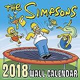 2018 The Simpsons Wall Calendar (Day Dream)