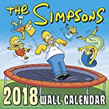 2018 The Simpsons Wall Calendar (Day Dream)