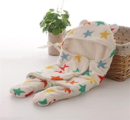 Baby Puck Toalla/Puck/saco de dormir, cidbest® Peluche Baby Swaddle Wrap