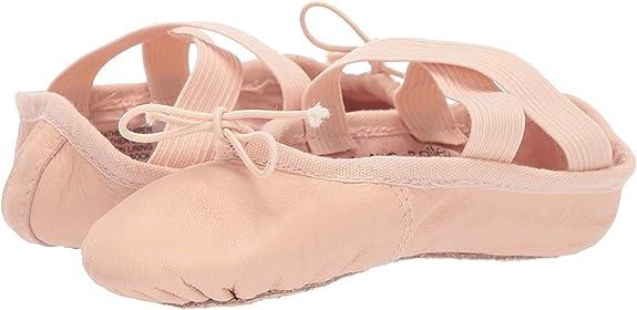 Leo Womens Ensemble Split Sole Leather Ballet Dance Slipper//Shoe