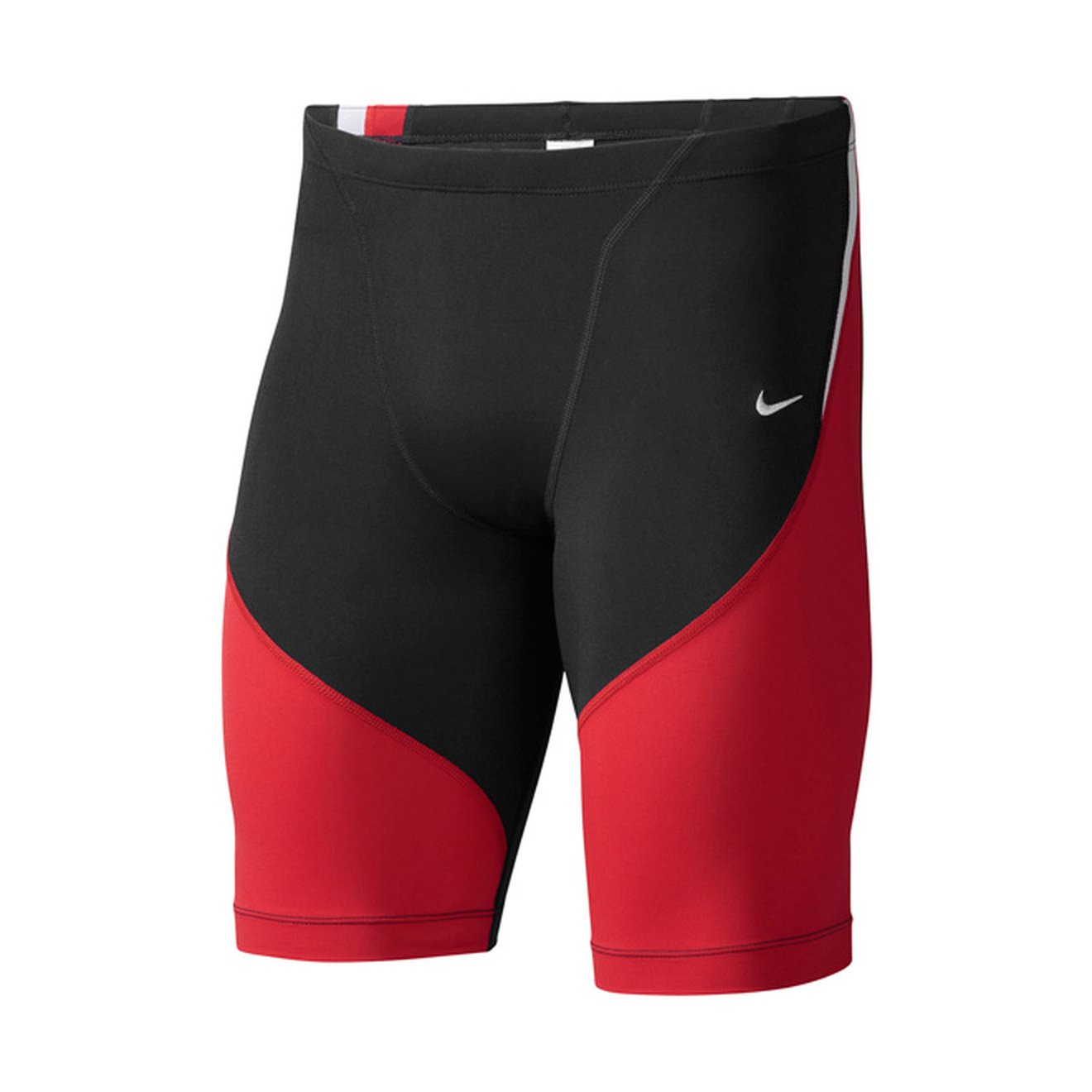 Red 28 Nike Men's Poly color Surge Jammer