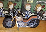 Daryl's Motorcycle - 2016 The Walking Dead (Series 4) Mystery Mini's Figure