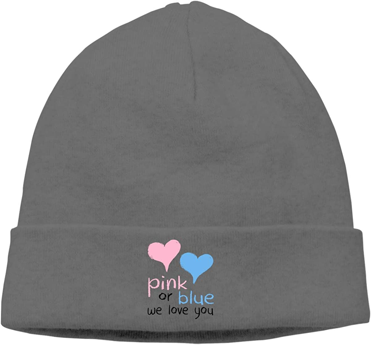 Just Cure It Leukemia Awareness Men /& Women Solid Color Beanie Hat Stretchy /& Soft Winter Cap Thin