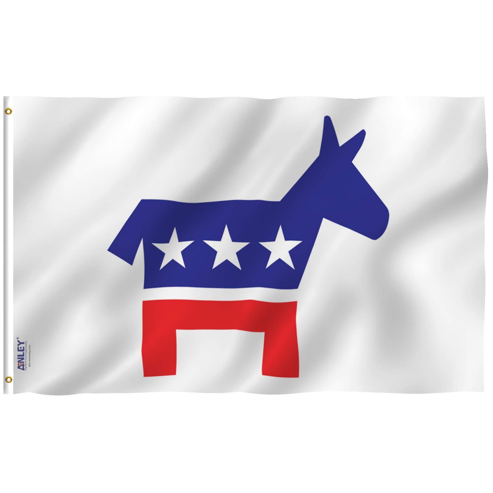 Democrat Symbol Amazon