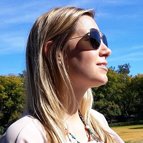 Aviador Diferentes UV Montura CE Modelo Hombre Lentes Montura Lentes Negros Europea Rayos Negros Sol Plateada Modelos Protección Unisex Solar de Gafas Mujer Certificación pgYYqw