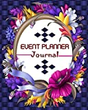 Event Planner Journal: Calendar For Birthdays Anniversaries & Celebrations Personal Important Dates Tracker With Monthly Quotes Card Addresses & Gift Log
